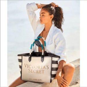 Victoria's Secret Limited Edition Tote Beach Bag